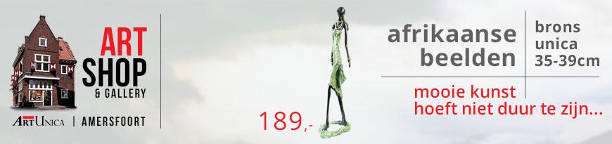 Afrikaanse beelden 35 - 39cm