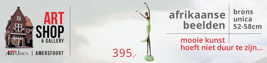 Afrikaanse beelden 52 - 58cm