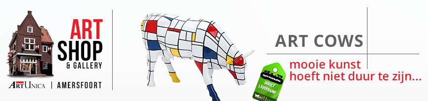 Art Cows Koeienbeeldjes