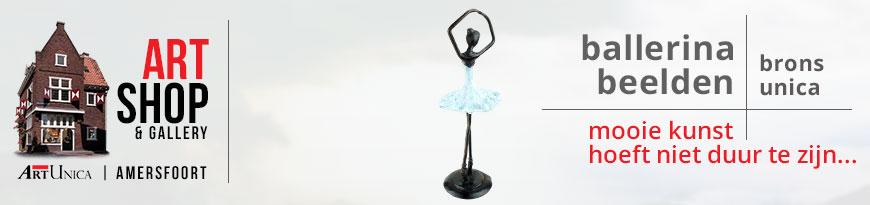 Ballerina beelden Afrikaans