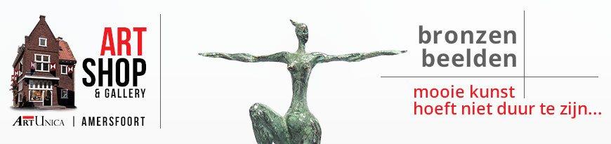 Bronzen | metalen beelden