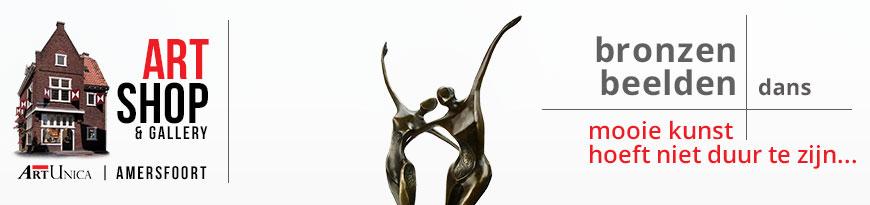 Bronzen Beeldjes Dans
