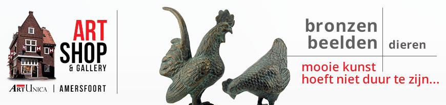 Bronzen Beeldjes Dieren