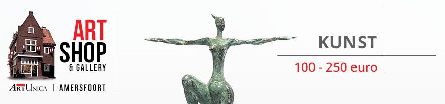 Kunst van 100 - 250 euro