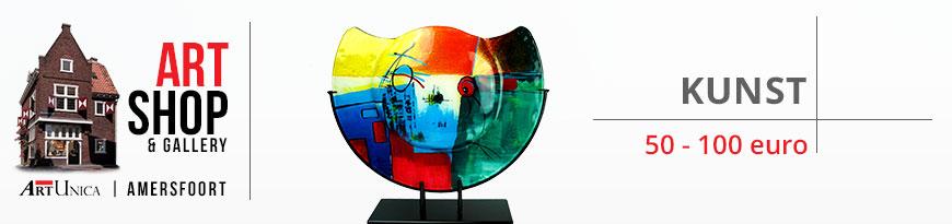 Kunst van 50 - 100 euro
