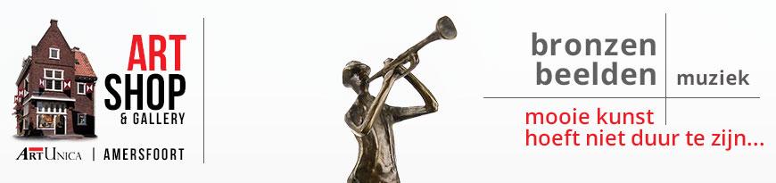 Bronzen Beeldjes Muziek