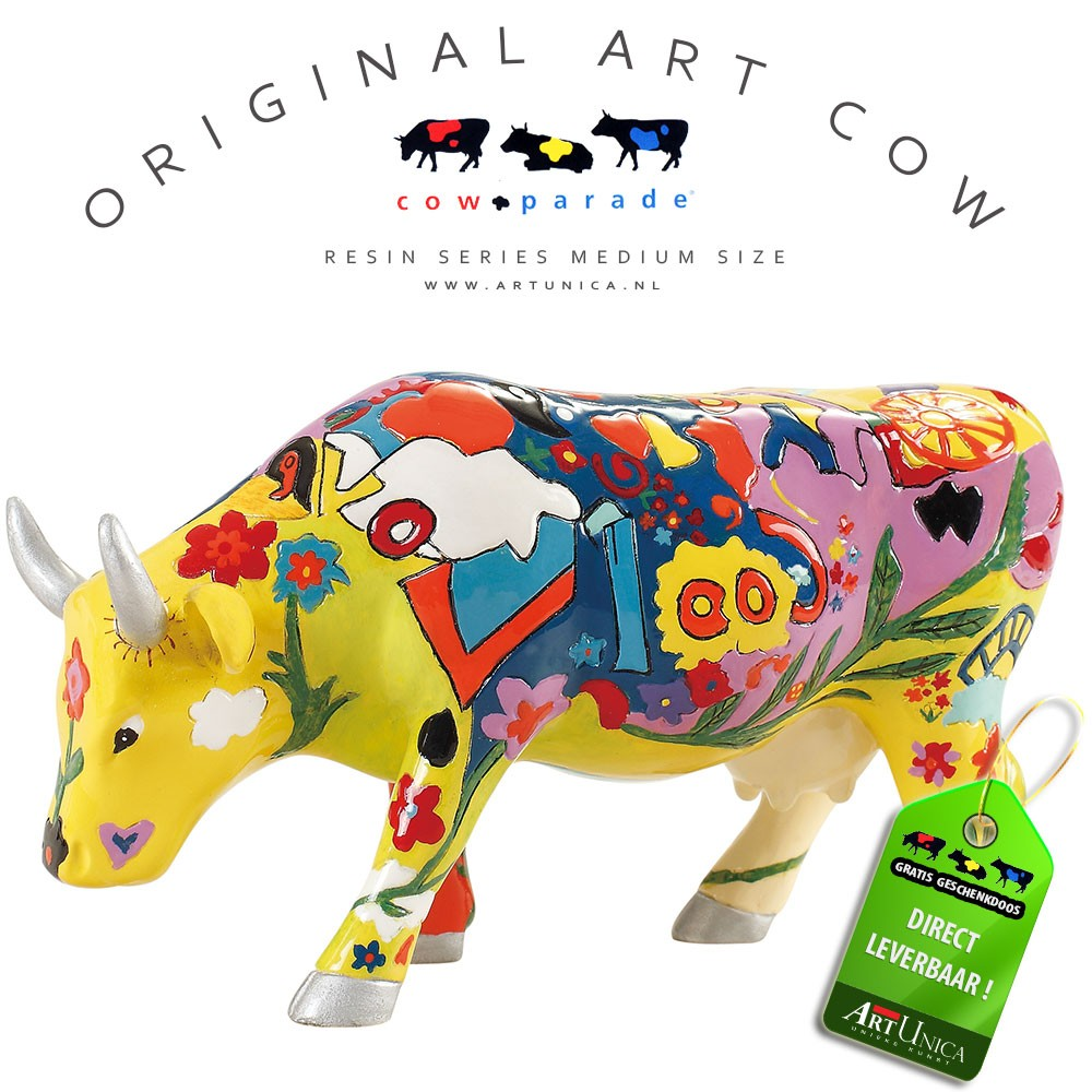 Groovy Moo Cow Parade