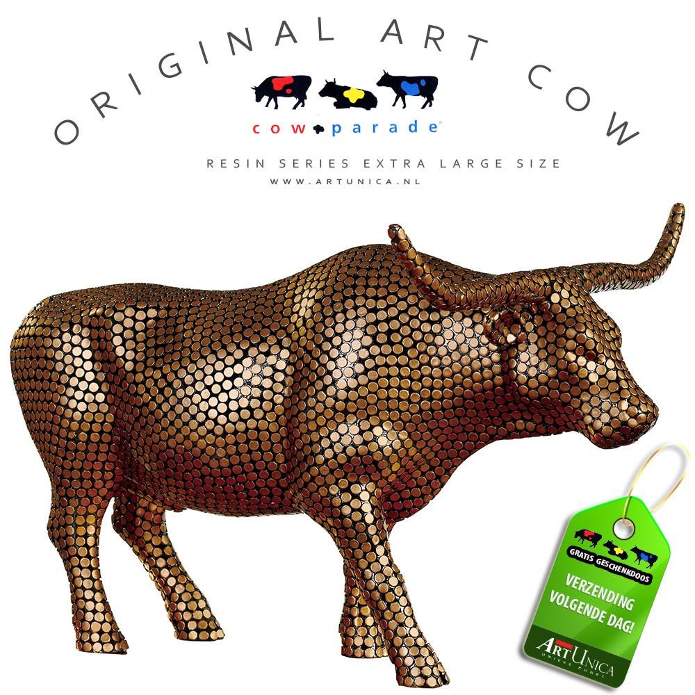 Penny Bull Design stier Cow Parade