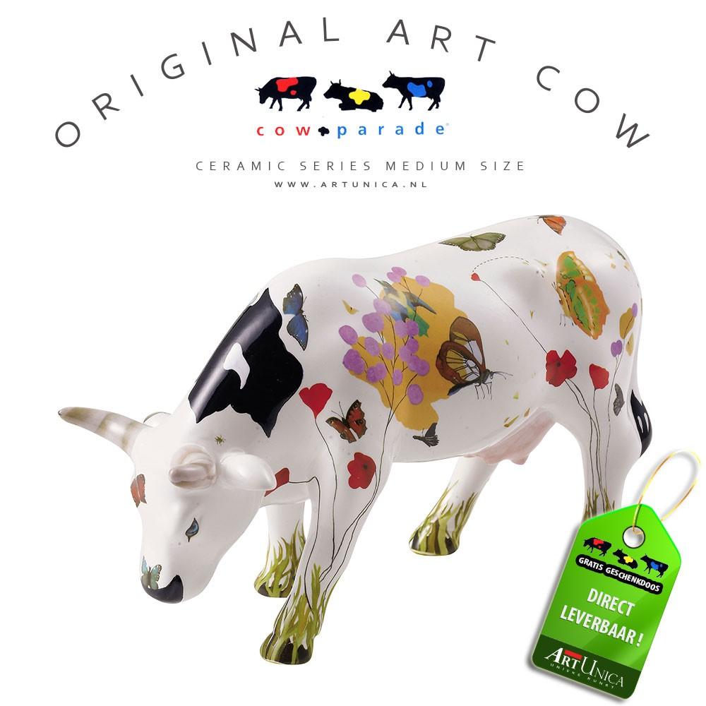 Art Cow Koeienbeeldje keramiek Ramona Art Unica