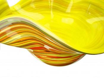 Zambrone Glazen schaal Italiaans