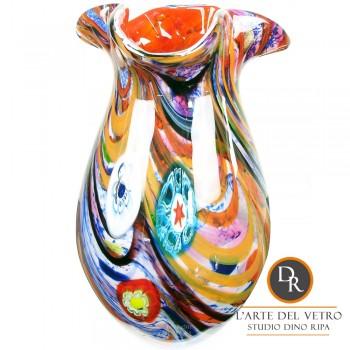 Fiori Dino Ripa glaskunst vaas Unica