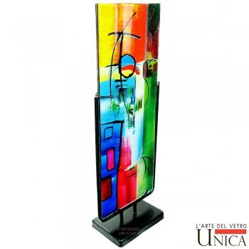 Siervaas glaskunst Prato Colore Unica