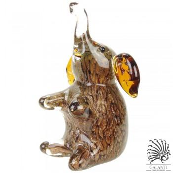 Olifant glaskunst beeldje
