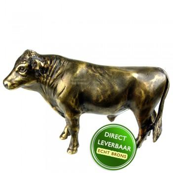 Bronzen beeld Stier Art Unica