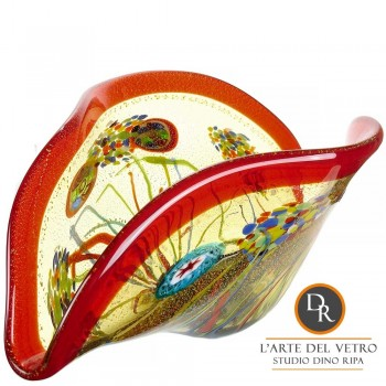 Schaal glaskunst Grande Bellissimo