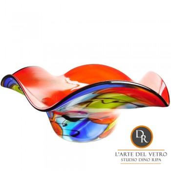 Schaal Catanzaro glaskunst