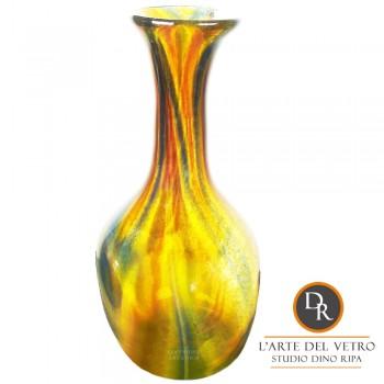 Vaas glaskunst model Perugia Dino Ripa