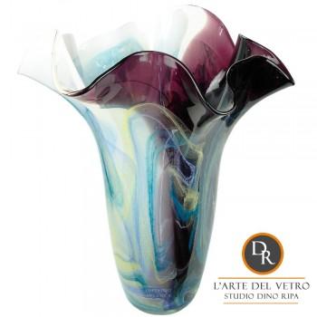 Marmi Vaas glaskunst Dino Ripa
