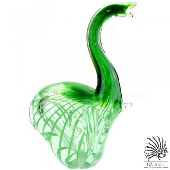 Olifant beeldje glas