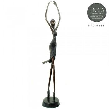 Ballerina brons Afrkaans
