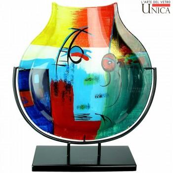 Vaas Laguna glaskunst Unica