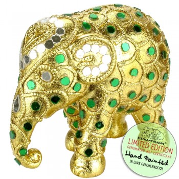 Ayutthaya Gold olifant beeldje