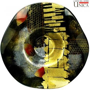 Schaal glaskunst Firenze, Galerie en Kunstwinkel Art Unica