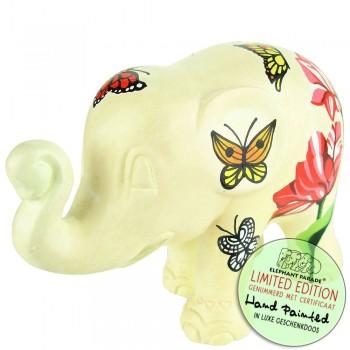 Tulip Forever Elephant Parade olifant beeldje