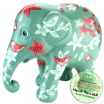 Olifant beeldje Love Song Elephant Parade