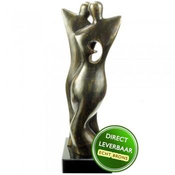 Dans van de Liefde Bronzen beeld