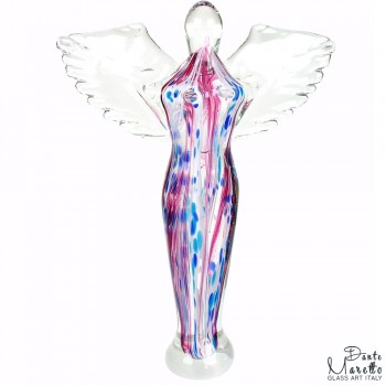 Wings of Liberty glassculptuur