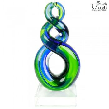 erbinding Glassculptuur Art Unica