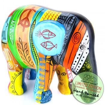 Psycho Elephant Parade olifant beeldje