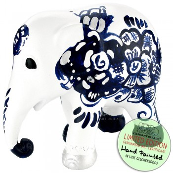 Olifant beeldje Worth to be Dutch Elephant Parade
