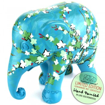 Almond Blossoms Elephant Parade olifant beeldje