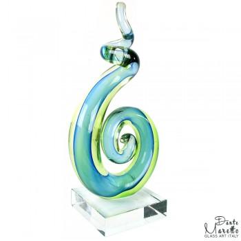 Endless Dreams glassculptuur