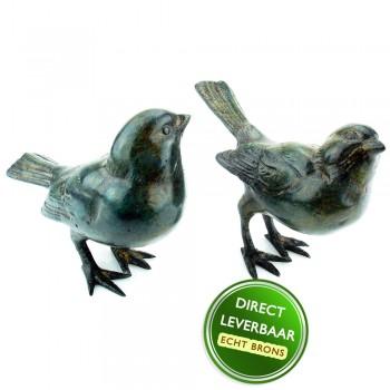 Bronzen beeldjes Musjes Art Unica