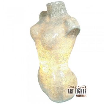 Lichtsculptuur 30cm White
