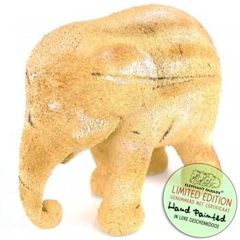 Sandwashed Elephant Parade olifant beeldje