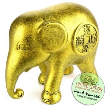 Lucky Coins Elephant Parade olifant beeldje