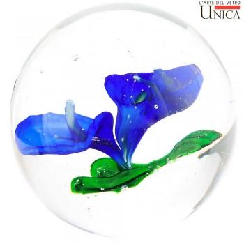 Glassculptuur Primavera