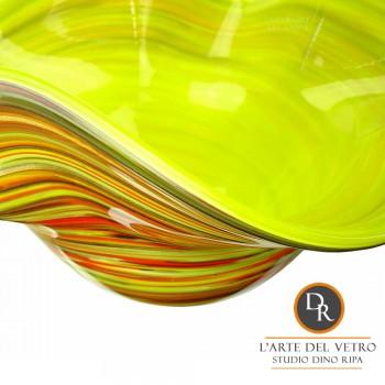 Glazen schaal Italiaans