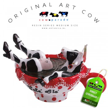 Cafe Ole Cow Parade Art Cow