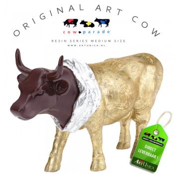 Vaquita de Chocolat koebeeldje kunst