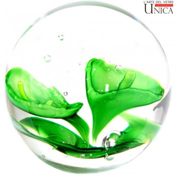 Glassculptuur Natura