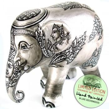 Dheva Ngen Elephant Parade olifant beeldje