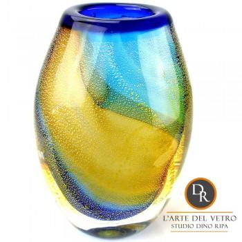 Murano vaas Omella Glaskunst Dino Ripa