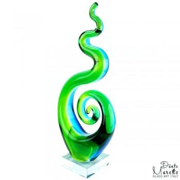Desire glassculptuur