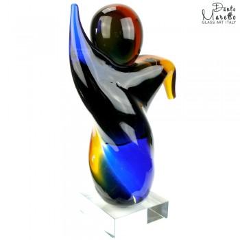 Ambitie glassculptuur