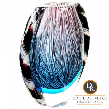 Vaas glaskunst Model Matarello Linea